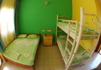 Standart Aile Stüdyo Apartı (3 – 4 Kişilik)